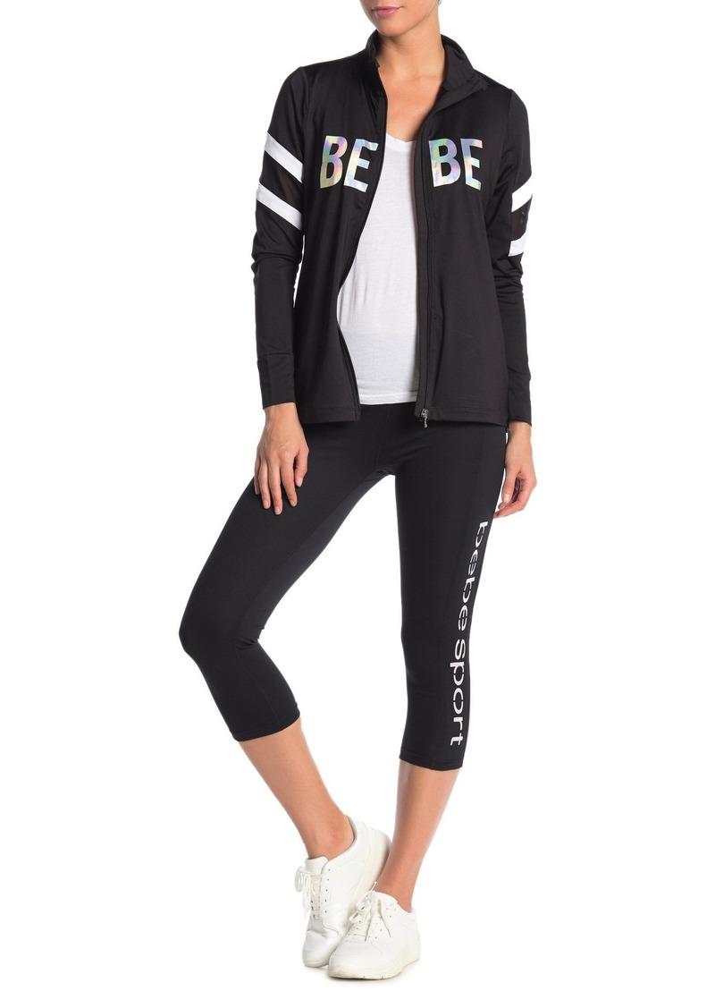 bebe Sport Cropped Leggings