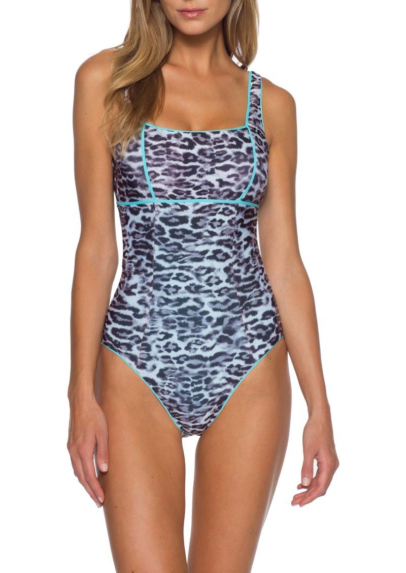Becca Animal Kingdom One-Piece Swimsuit