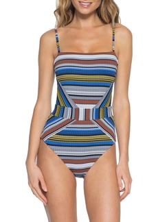 Becca Babylon One-Piece Swimsuit
