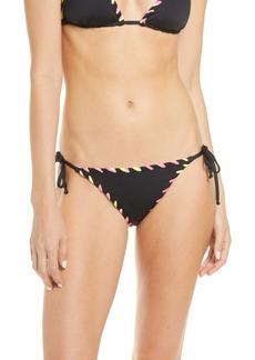 Becca Camille Reversible Tie Bikini Bottoms