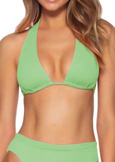 Becca Fine Line Bikini Top
