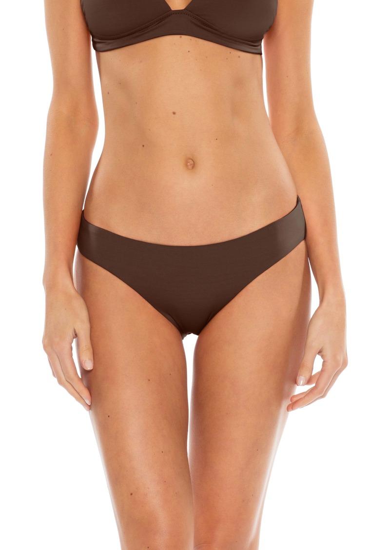 Becca Shirred Hipster Bikini Bottoms