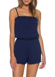 Becca Shoreline Cover-Up Romper
