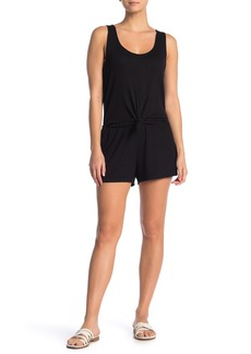 Becca Scoop Neck Sleeveless Romper