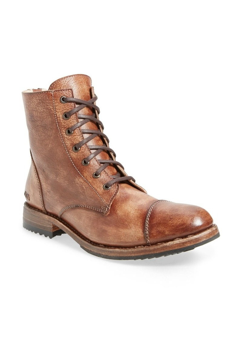 Bed Stu 'Protégé' Cap Toe Boot (Men)