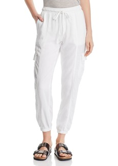 Bella Dahl Cropped Cargo Track Pants