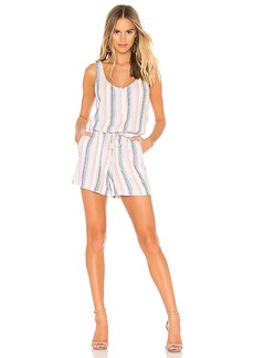 Bella Dahl Cross Back Romper