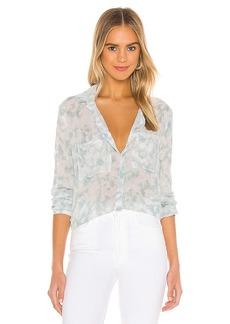 Bella Dahl Full Button Down Hipster Shirt