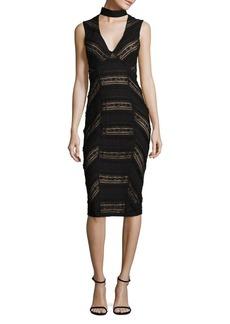 Bella Dahl Kora Lace Choker Dress