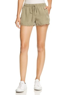 Bella Dahl Side Button Mini Shorts