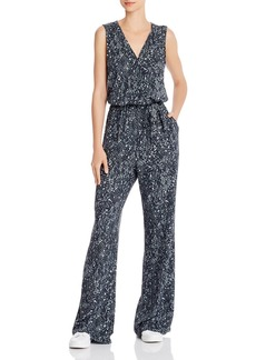 Bella Dahl Snake Print Wide-Leg Jumpsuit - 100% Exclusive