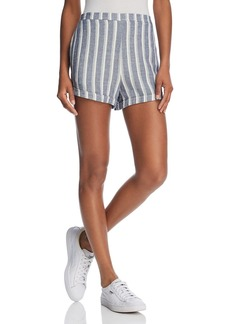 Bella Dahl Striped Mini Shorts - 100% Exclusive