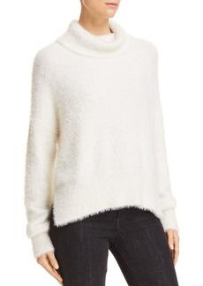 Bella Dahl Textured Turtleneck Sweater