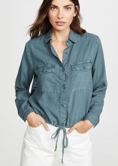 Bella Dahl Utility Shirt