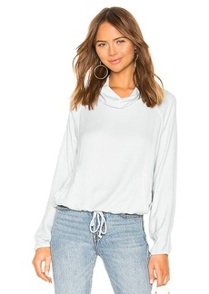Bella Dahl Welt Pocket Pullover