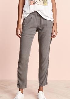 Bella Dahl Welt Pocket Trousers