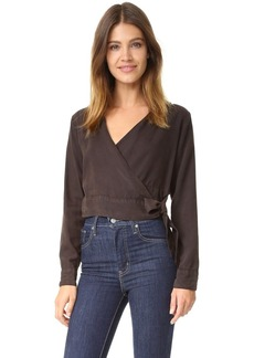 Bella Dahl Wrap Shirt