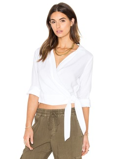 Bella Dahl Wrap Top