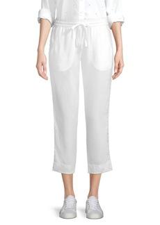 Bella Dahl Embellished Jogger Pants