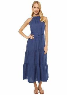 Bella Dahl Halter Maxi Dress