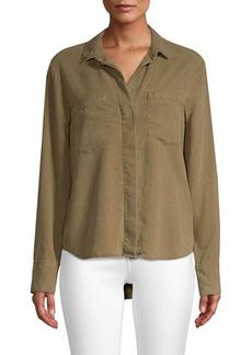 Bella Dahl Split Back Shirt