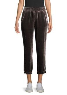 Bella Dahl Velvet Jogger Pants