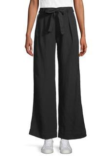 Bella Dahl Wide-Leg Linen Pants