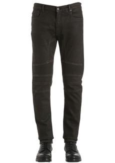 Belstaff 18cm Eastham Tapered Cotton Denim Jeans