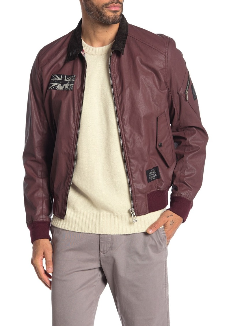 Belstaff Ashburham Rectory Waxed Jacket