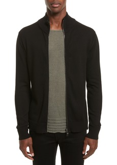 Belstaff Allerford Knit Cotton Jacket