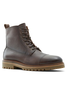 Belstaff Alperton Leather Boot (Men)