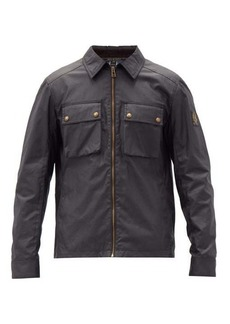 Belstaff Dunstall waxed-cotton jacket