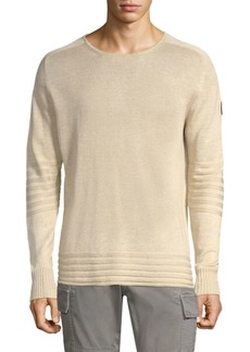 Belstaff Exford Linen Sweater