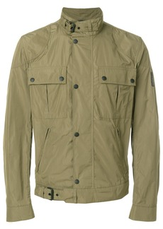Belstaff fitted lightweight jacket - Green