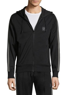 Belstaff Helmsdale Zip-Up Sweater