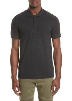 Belstaff HItchin Extra Trim Fit Piqué Polo