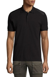 Belstaff Hitchin Piqué Polo