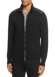 Belstaff Kelby Full-Zip Sweater
