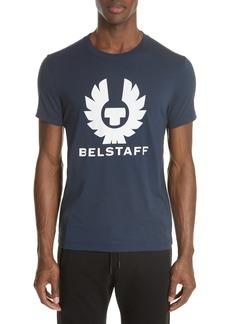 Belstaff Logo Graphic Jersey T-Shirt