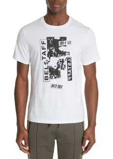 Belstaff New Market Graphic T-Shirt