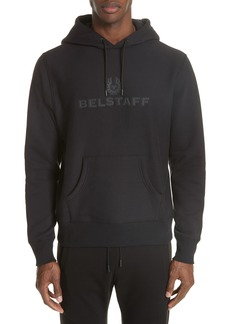 Belstaff Northview Logo Hoodie