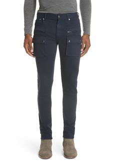 Belstaff Polmont Cargo Denim Jeans