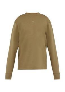 Belstaff Reydon cotton-jersey sweatshirt