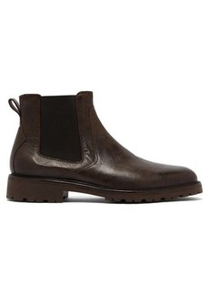 Belstaff Rode leather chelsea boots