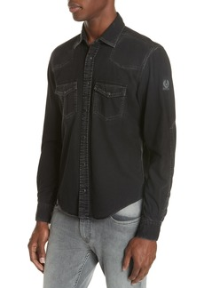 Belstaff Somerfod Denim Shirt