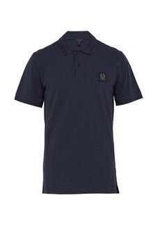 Belstaff Stannett cotton-piqué polo shirt