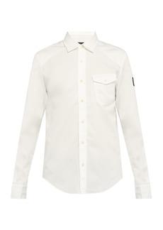 Belstaff Steadway cotton-blend shirt