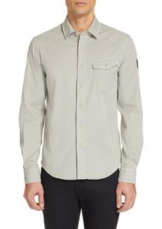 Belstaff Steadway Twill Work Shirt