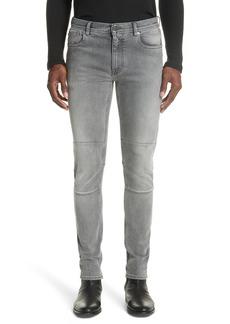 Belstaff Tantenhall Moto Detail Jeans (Washed Grey)