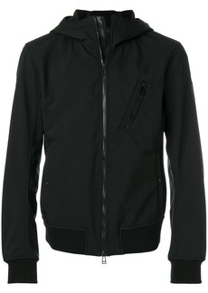 Belstaff zipped fitted jacket - Black